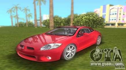 Mitsubishi Eclipse GT 2007 for GTA Vice City