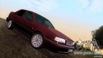 Volvo 850 Final Version for GTA San Andreas