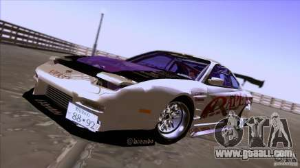 Nissan 150SX Drift for GTA San Andreas