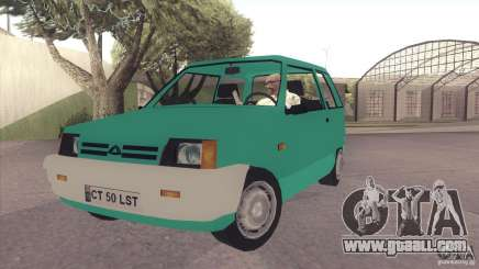 Dacia 500 Lastun for GTA San Andreas