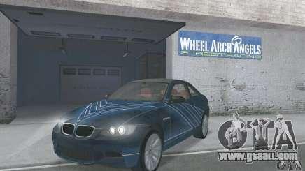 BMW M3 E92 Stock for GTA San Andreas