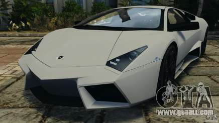 Lamborghini Reventon 2008 v1.0 [EPM] for GTA 4
