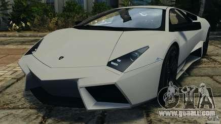 Lamborghini Reventon 2008 v1.0 [EPM] for GTA 4