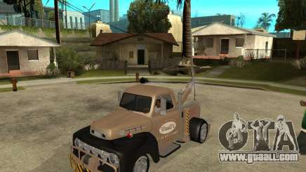 1951 Ford Wrecker for GTA San Andreas