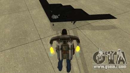 B-2 Spirit Stealth for GTA San Andreas