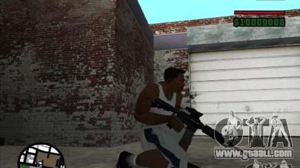I AM Legend M4A1 for GTA San Andreas