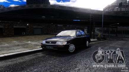 Toyota Corolla 1.6 for GTA 4