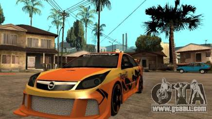 Opel Vectra Oliva for GTA San Andreas
