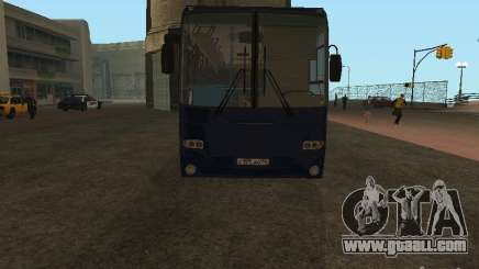 LIAZ-5256 Golaz 2007 for GTA San Andreas