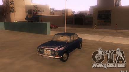 Jaguar XJ6 1972 for GTA San Andreas