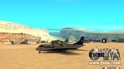 ATR 72-500 Air Azul for GTA San Andreas
