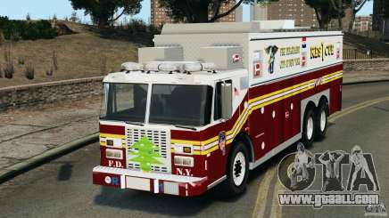 FDNY Rescue 1 [ELS] for GTA 4