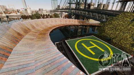 Breakneck track for GTA 4 sixth screenshot