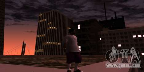 ENB Graphic Mod for GTA San Andreas seventh screenshot