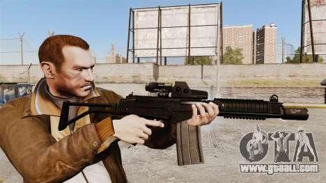 FN FAL DSA for GTA 4