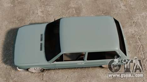 Volkswagen Brasilia for GTA 4 right view