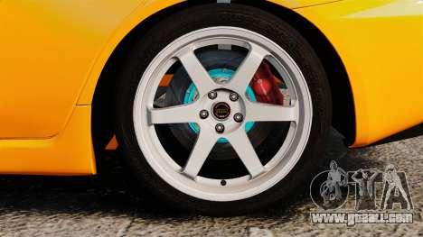 Mitsubishi Lancer Evolution X for GTA 4