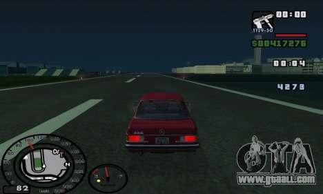 CLEO Dynamometer v. 1.0 beta for GTA San Andreas