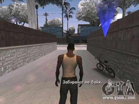 Winter Color Mod for GTA San Andreas third screenshot