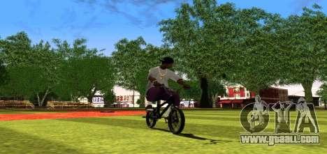 ENB Graphic Mod for GTA San Andreas forth screenshot