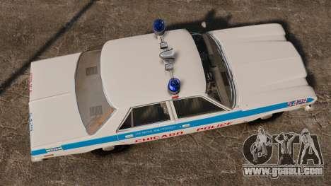Dodge Aspen 1979 [ELS] for GTA 4 right view