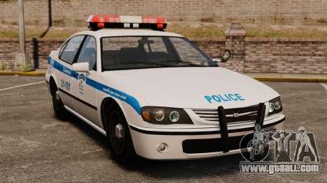 Montreal police v2 for GTA 4