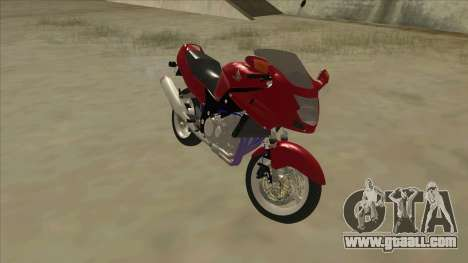 Honda CBR1100XX for GTA San Andreas