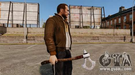 Tomahawk for GTA 4 third screenshot