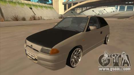 Opel Astra F DRP for GTA San Andreas
