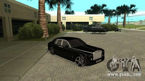 Rolls-Royce Phantom for GTA San Andreas