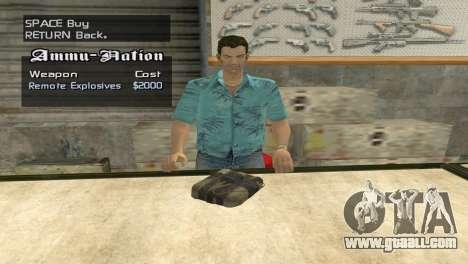 Full Weapon Pack for GTA San Andreas seventh screenshot