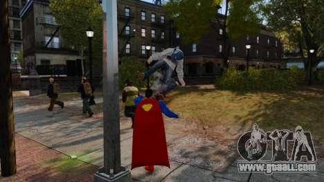 Script For Superman for GTA 4 second screenshot