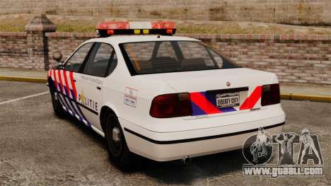 Dutch Police for GTA 4