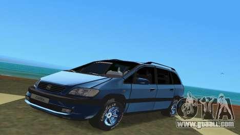 Opel Zafira for GTA Vice City