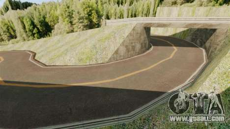 New location Hakone for GTA 4 forth screenshot