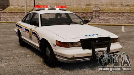 Police In Sherbrooke for GTA 4