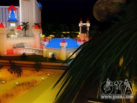 Project 2dfx for GTA San Andreas forth screenshot