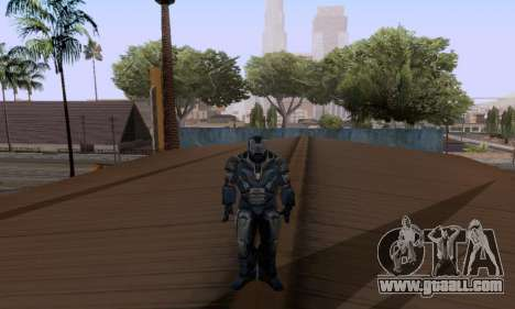 Skins Pack - Iron man 3 for GTA San Andreas fifth screenshot