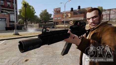 FN FAL DSA for GTA 4 forth screenshot