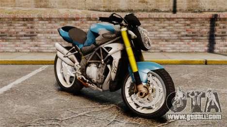 MV Agusta Brutale v2 for GTA 4