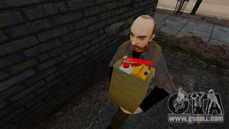 New food products for GTA 4 second screenshot