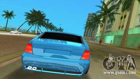 Volkswagen Bora for GTA Vice City right view
