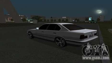 BMW 535i for GTA San Andreas