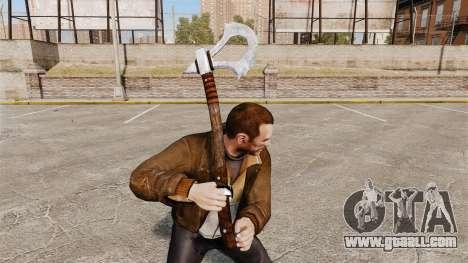 Tomahawk for GTA 4 second screenshot