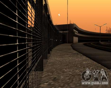 Satanic Colormode for GTA San Andreas third screenshot