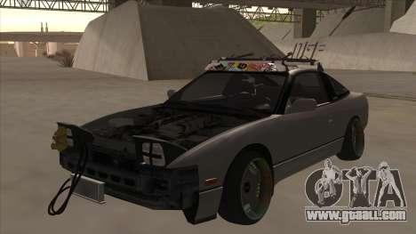 Nissan 240SX Rat for GTA San Andreas