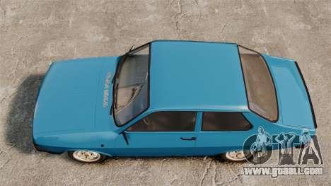 Dacia 1310 Sport v1.2 for GTA 4 right view