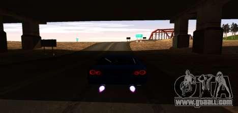 ENB Graphic Mod for GTA San Andreas sixth screenshot