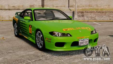 Nissan Silvia S15 v3 for GTA 4