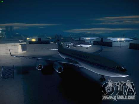 Real Airport 1.0 for GTA San Andreas